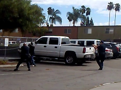 El Cajon Man Dies In Officer-Involved Shooting