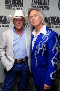 Jim Lauderdale Receives WagonMaster Lifetime Achievement Award At Americana Honors And Awards