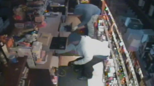 Authorities Offer $1,000 Reward For Information On Liquor Store Burglary Suspects