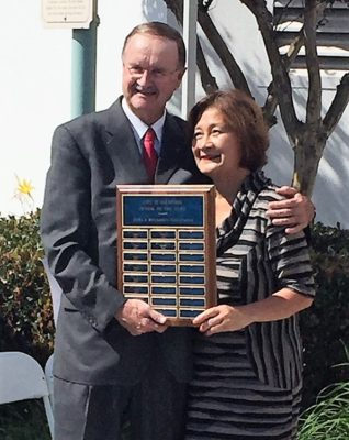 Oceanside Announce Recipient Of Senior Of The Year At Expo