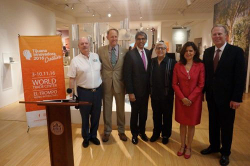 San Diego Mayor Faulconer Joins Binational Leaders To Invite San Diegans To Tijuana Innovadora