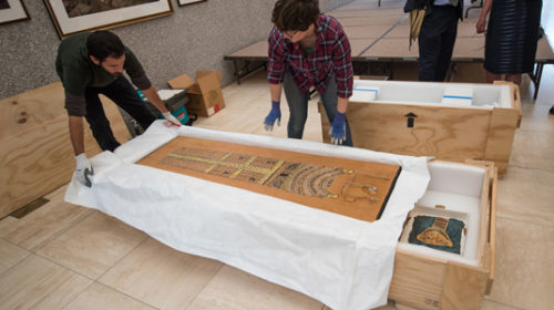 ICE Returns Ancient Artifacts To Egypt
