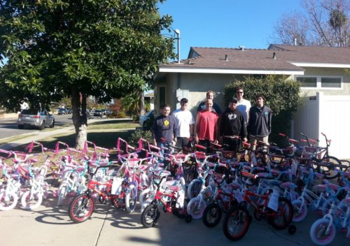 San Diego Park And Recreation Employees Spread Holiday Cheer