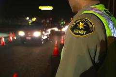 Sheriff's Department Awarded DUI Grant