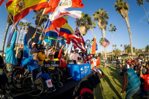 Stance Isa World Adaptive Surfing Championship Officially Opens