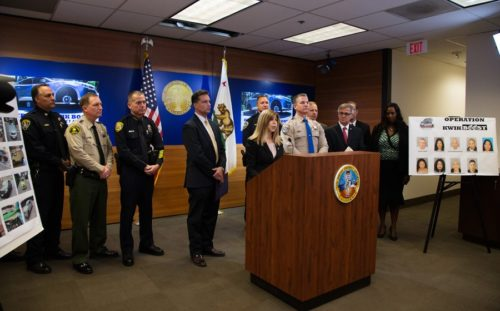 DA Announces 42 Indictments In Undercover Auto Theft Operation