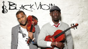 Art = Opportunity To Host Workshop For Educators With Duo Black Violin