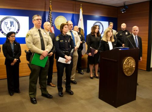 416 People Arrested In Statewide Human Trafficking Operation