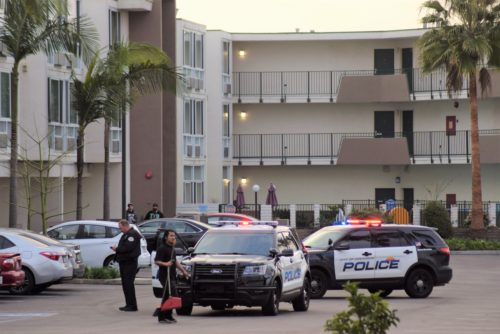 Argument Leads To Shooting At Oceanside Motel