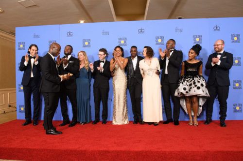 The 2017 Golden Globes Demonstrated African American Hollywood Actors Gaining Ground