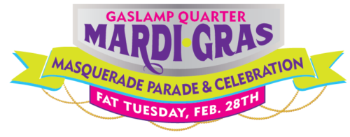 San Diego's Biggest Block Party Gaslamp Mardi Gras Returns