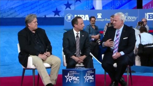 CPAC 2017 Roundup – Part I: Bannon and Priebus Teamed Up and Declared 'All is Well in the White House'