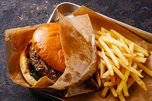 New Study Finds Extensive Use Of Fluorinated Chemicals In Fast Food Wrappers