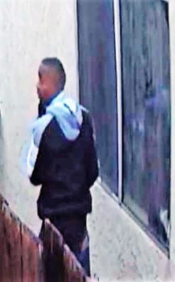 Authorities Seek Identification Of Home Burglar