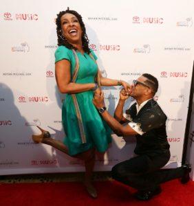Toyota, Producer Bryan-Michael Cox Honor Maxwell And Siedah Garrett 'Breakfast Club' Grammy Brunch