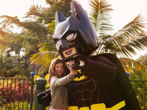 Legoland CA Resort Celebrates Lego Batman Film With Movie Days