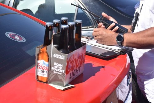 Operation Shoulder Tap Targets Adults Buying Alcohol For Minors