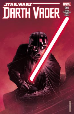 Witness The Rise Of A Dark Lord In Darth Vader #1 Coming In June