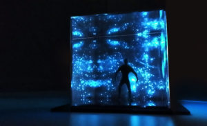 Art Installation Takes Living Light To Infinity