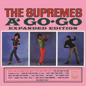 Ume Reissues The Supremes A' Go-Go In Expanded, Two-CD Edition