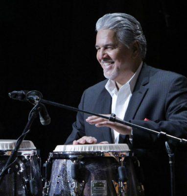 Louie Cruz Beltran At San Marcos Concert