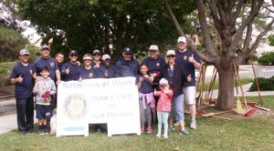 San Marcos Community To Participate In Rotarians At Work Day