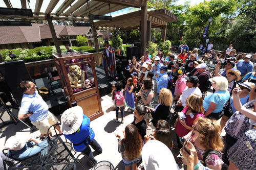 The Old Globe Celebrates William Shakespeare's 453rd Birthday With Community Party