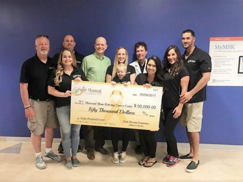 The Kylie Rowand Foundation Raises More Than $60,000 At 4th Annual Golf Tournament