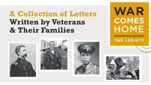 War Veterans' Collection Of Letters On Display At Oceanside Library