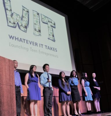 Whatever It Takes Organization Showcase Future Teen Leaders, Entrepreneurs At San Diego Library