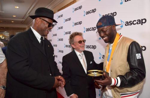 Notorious B.I.G., Jimmy Jam, Terry Lewis Honored At ASCAP Rhythm And Soul Music Awards