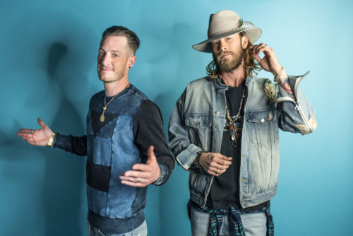 Country Duo Florida Georgia Line On Top Of The Charts