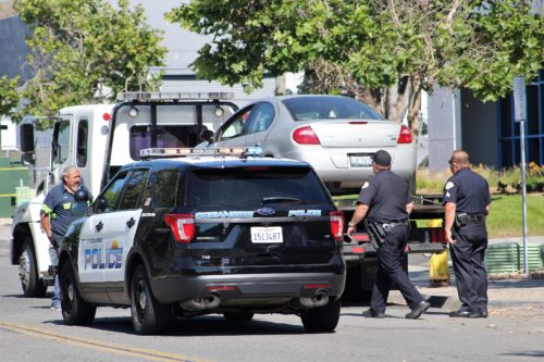 Man Involved In Hit-And-Run Accused Of Attempted Murder Of Oceanside Police Officer