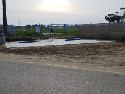 New ADA-Compliant Parking Spaces Now Available At Fiesta Island