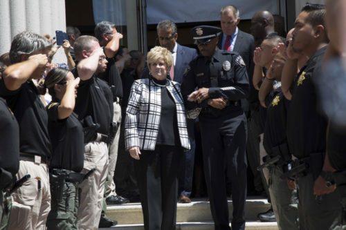 DA Bonnie Dumanis Steps Down As County's Top Law Enforcement Official