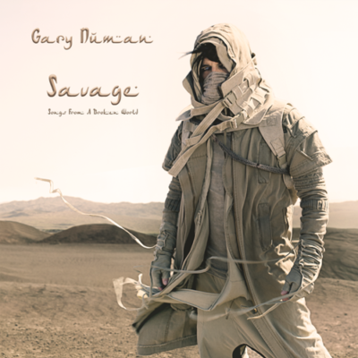 Gary Numan Is Set to Release His New Album Savage