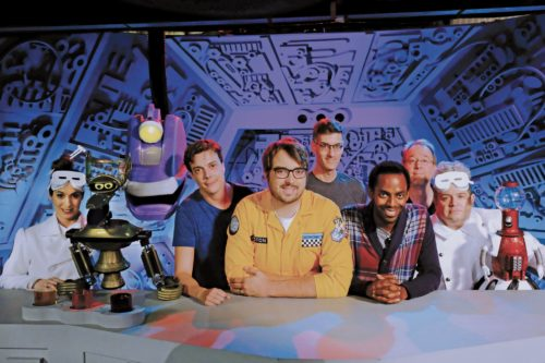 Shout! Factory, New Mystery Science Theater 3000 Team Up At San Diego Comic-Con