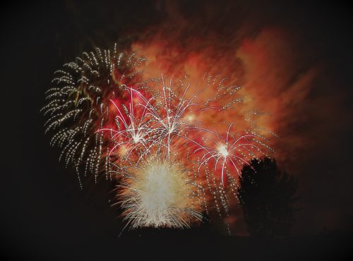 Oceanside Celebrates 129th Anniversary With Fireworks Show