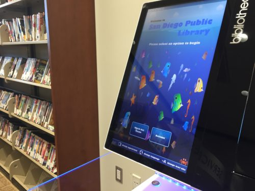 New Self-Check Machines Installed At City Libraries To Improve Customer Service