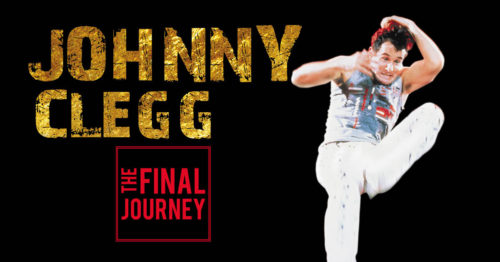 Johnny Clegg To Embark Upon Final Journey North American Tour