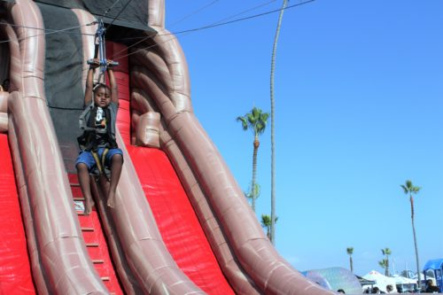 Fun And Sun At Oceanside Harbor Days