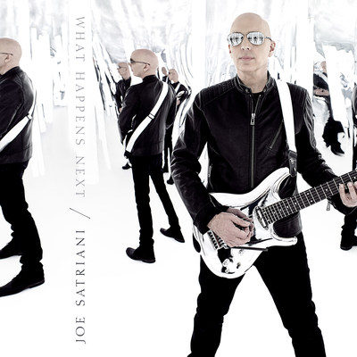 "Joe Satriani Set To Release 16th Solo Album ""What Happens Next"" January 12"