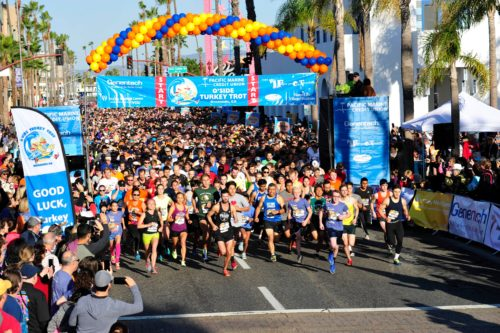 Pacific Marine Credit Union O'side Turkey Trot To Draw Runners Nationwide