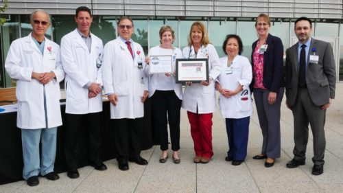 Palomar Health Recognized As National Leader In Treatment Of Heart Attack