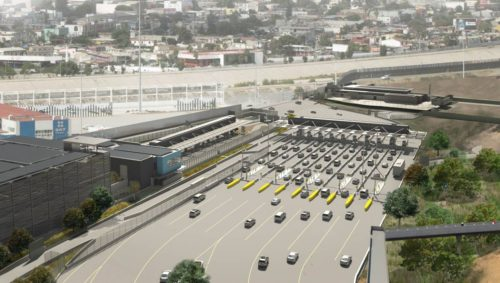 GSA To Reopen Southbound Vehicle Lanes At San Ysidro Port Of Entry