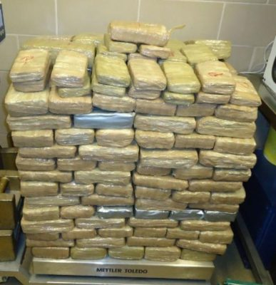 Customs And Border Protection Agents Seize $156K In Marijuana
