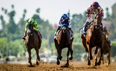 Breeders' Cup World Championships Kick Off In Del Mar