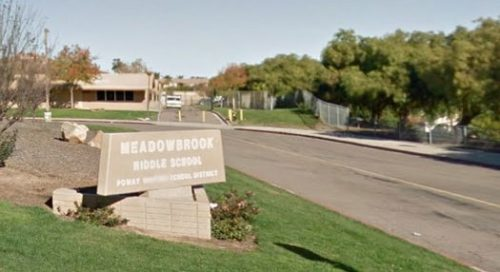 Poway 8th Grader Student Caught With 'Hit List' At School