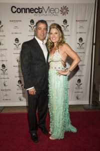 Mr. Brian Connelly and Ms. Lauren Reynolds