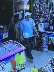 Authorities Search For Identity Of Man Accused Of Burglary, Credit Card Fraud